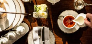 Best places for afternoon tea in Roseate london